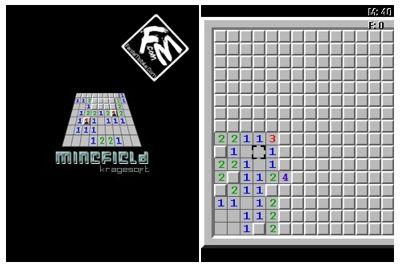 بازی مین Minefield